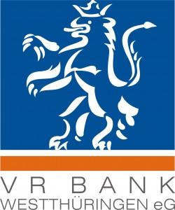 Logo mit Schrift unten